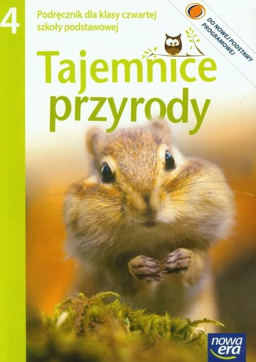 Tajemnice przyrody 4 Podręcznik Marko-Worłowska Maria, Szlajfer Feliks, Stawarz Joanna