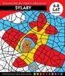 Sylaby Kolorowanki edukacyjne dla małych odkrywców