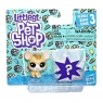 Figurki Littlest Pet Shop mini dwupak - Mysz, królik (B9389/E1052)