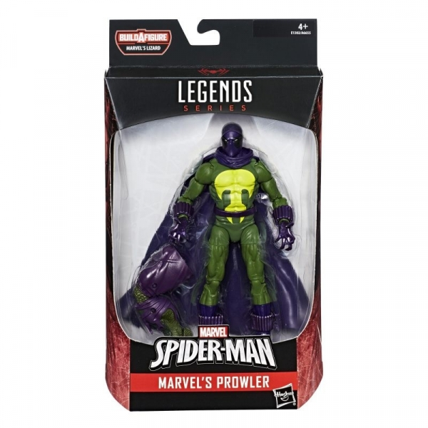Figurka Spiderman Legends Prowler (A6655/E1302)