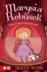 Marysia Rebusek Część 2 Tajemnica zaginionego szmaragdu (Uszkodzona okładka)