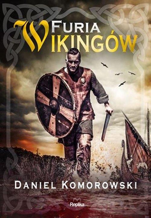 Furia wikingów Komorowski Daniel