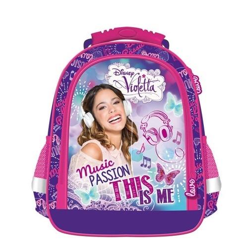 Plecak szkolny Violetta model B2
