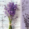 Serwetki TL573000 Lavender Bouquet