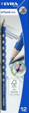 Lyra Ołówek Groove slim HB 12 sztuk (L1760100 FIL)