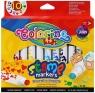 Flamastry pieczątki Colorino Kids, 10 szt. (34623PTR)