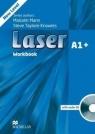 Laser A1+. Ćwiczenia + CD ( bez klucza) Język angielski Malcolm Mann, Steve Taylore-Knowles