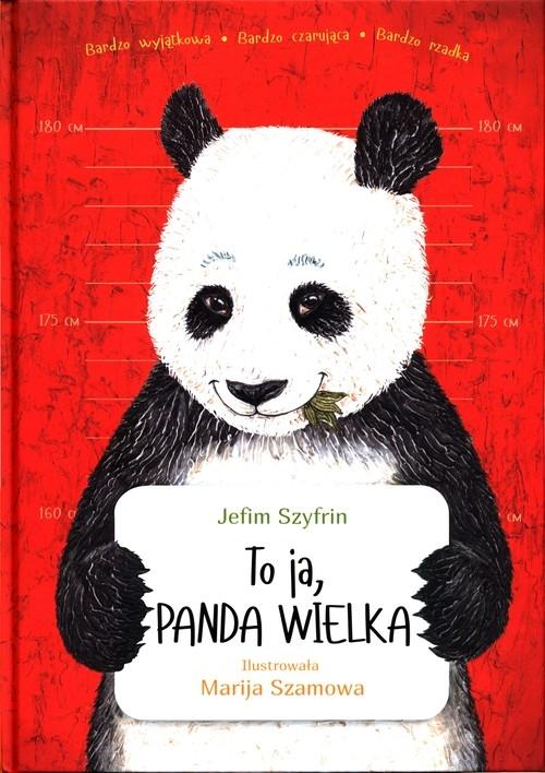To ja, Panda Wielka (Uszkodzona okładka) Szyfrim Jefim