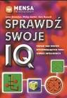 Sprawdź swoje IQ Ponad 500 testów sprawdzających twój iloraz inteligencji
