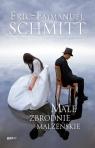 Małe zbrodnie małżeńskie Schmitt Eric-Emmanuel