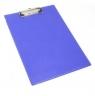 Deska z klipsem niebieska 913038-BL