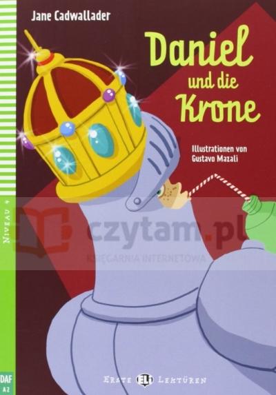 Daniel und die krone książka +CD Jane Cadwallader