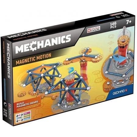 Geomag Mechanics - 146 elementów (GEO-762)