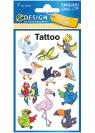 Tatuaże dla dzieci - Ptaki (56762)