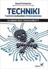 Techniki twórców złośliwego oprogramowania Elementarz programisty
