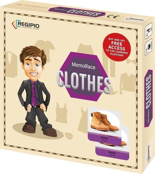 MemoRace Clothes