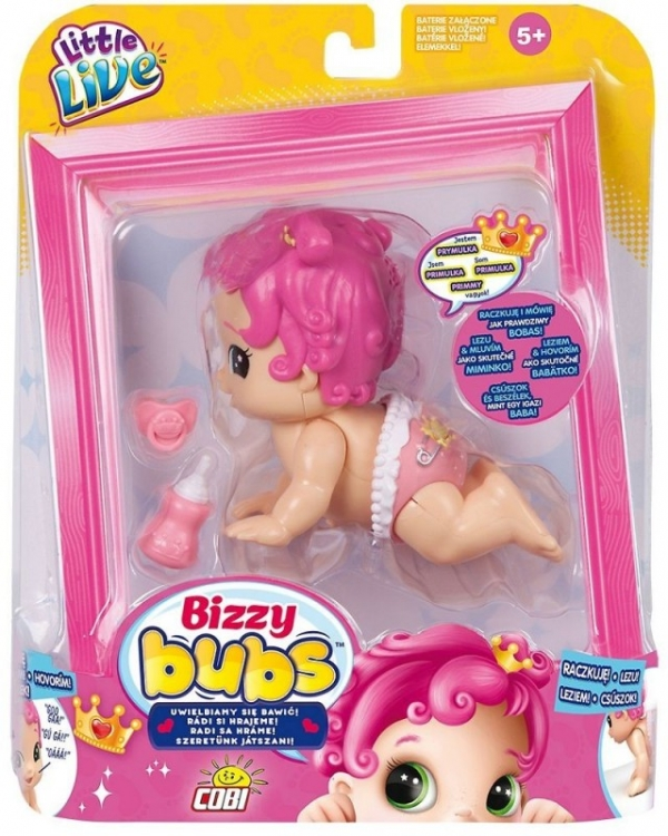 Bizzy Bubs Bobasek Prymulka (MO-28451-3)