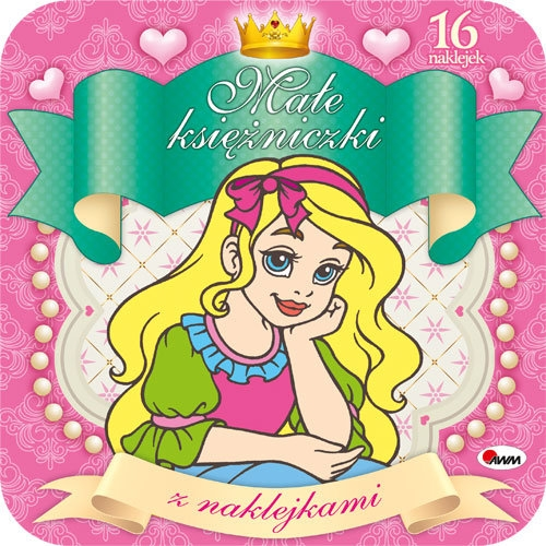 Małe księżniczki 1 Budek Mariola