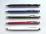 Długopis z końcówką touch - metaliczny MIX