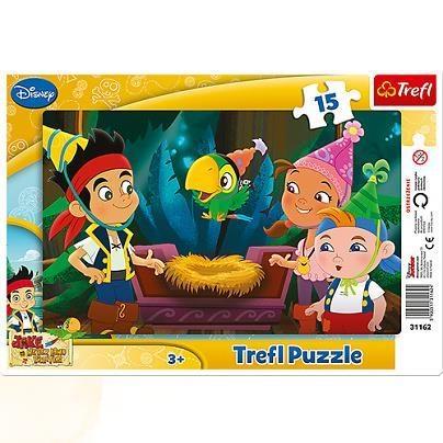 Puzzle 15 Hej przygodo! - Puzzle Ramkowe (31162) .