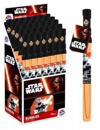Bańki mydlane miecz Star Wars 120ml
