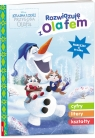 Kraina Lodu - Rozwiązuję z Olafem