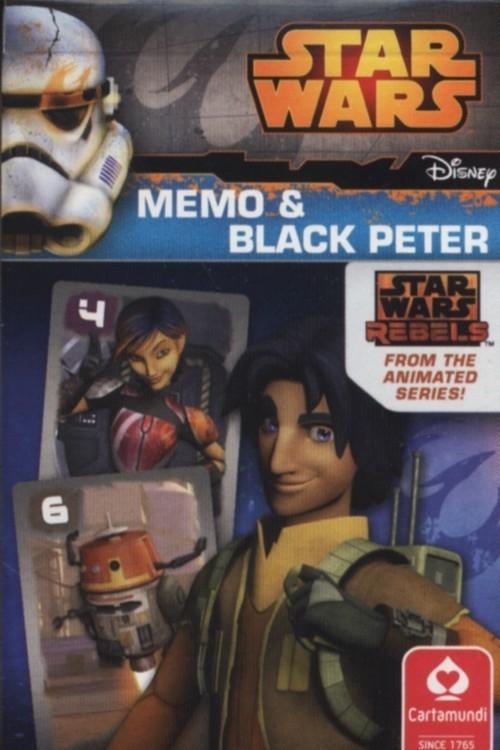 Star Wars Rebels Czarny Piotruś (1289000901)