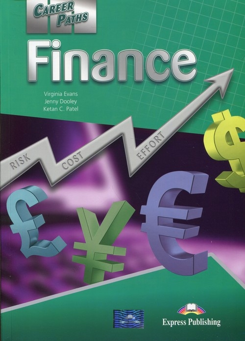 Career Paths Finance Student's Book DigiBook Evans Virginia, Dooley Jenny, Patel Ketan C.