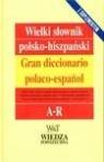 WP Wielki słownik polsko-hiszpański z suplementem T.1-2