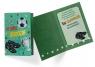 Karnet B6 DK-751 Urodziny piłka