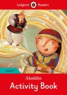 Aladdin Activity Book -Ladybi