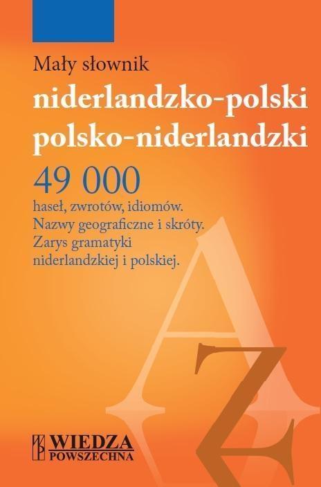 Mały słownik niderlandzko-polski, polsko-niderlandzki Martens Nico, Morciniec Elke