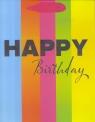 Torebka prezentowa L Happy Birthday 1323-2