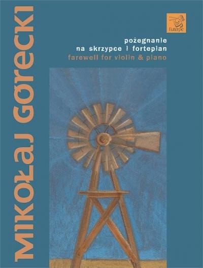 Pożegnanie na skrzypce i fortepian Mikołaj Górecki
