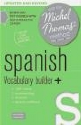 Spanish Vocabulary Builder+ with the Michel Thomas Method Rose Lee Hayden
