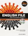 English File 3Ed Upper-Intermediate Multipack A with iTutor + iChecker