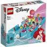Lego Disney Princess: Książka z przygodami Arielki (43176) Wiek: 5+