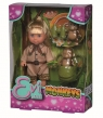 Lalka Evi z małpkami (105733481)