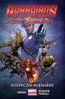 Strażnicy Galaktyki Kosmiczni Avengers