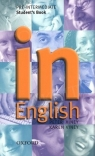 In English. Pre-Intermediate Student's Book  Viney Peter, Viney Karen