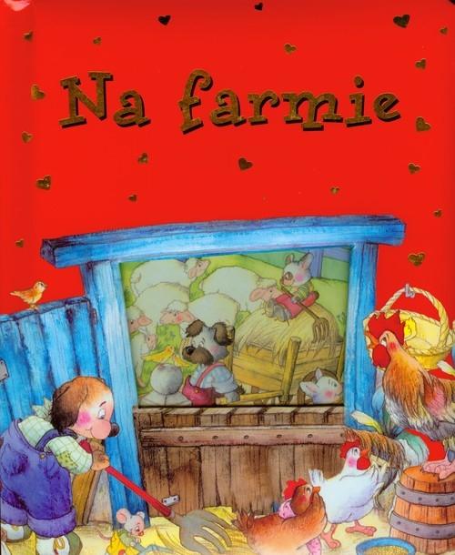 Na farmie Wielka księga z okienkiem
