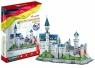 Puzzle 3D: Zamek Neuschwanstein - zestaw XL (306-21062)