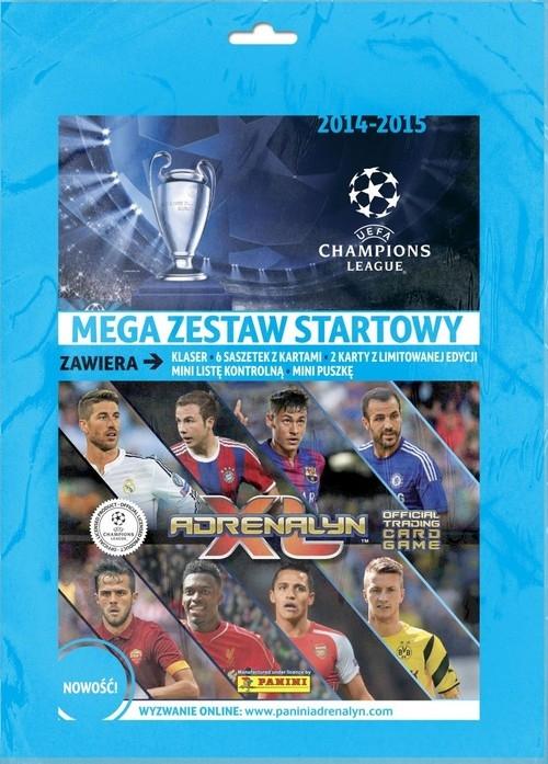 Adrenalyn XL Mega Zestaw Startowy UEFA Champions League 2015 (04806262)