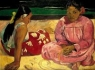 Puzzle Tahitańskie kobiety na plaży 1000 (10362)