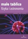 Małe tablice Fizyka i astronomia 2016