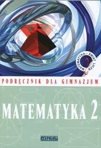 Matematyka GIM KL 2. Podręcznik. Świat liczb (2013) Jacek Jędrzejewski