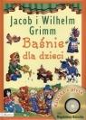 Baśnie dla dzieci Jacob i Wilhelm Grimm Książka z płytą