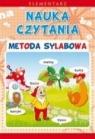 Elementarz Nauka czytania Metoda sylabowa