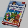 Kolory i kształty Edukacyjne układankiWiek: 3+
