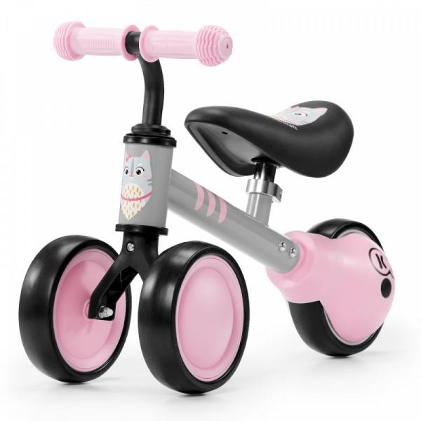 Rowerek biegowy Cutie Różowy (KKRCUTIPNK0000)